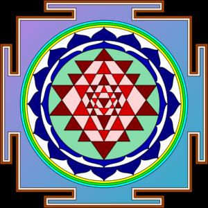 Shri Yantra · Shiva Shakti