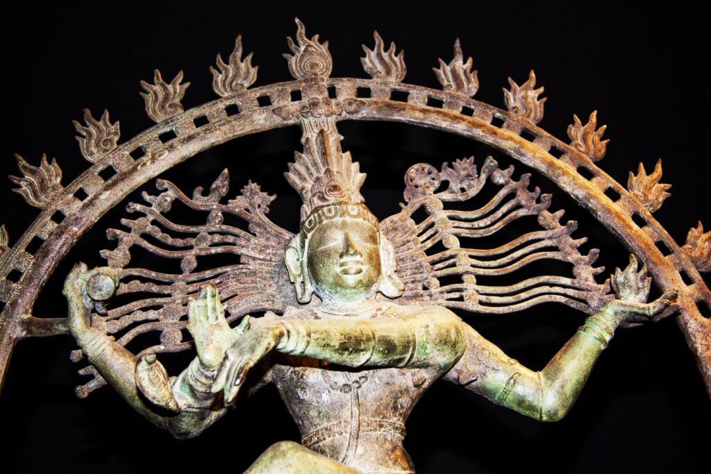 Tantra, Shiva tanzt