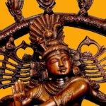 Tandava, kosmischer Tanz Shiva