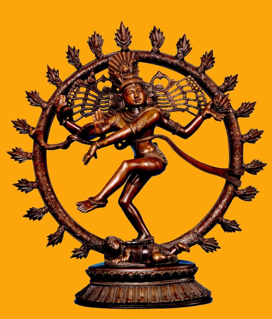 Tandava Tanz von Shiva Nataraja
