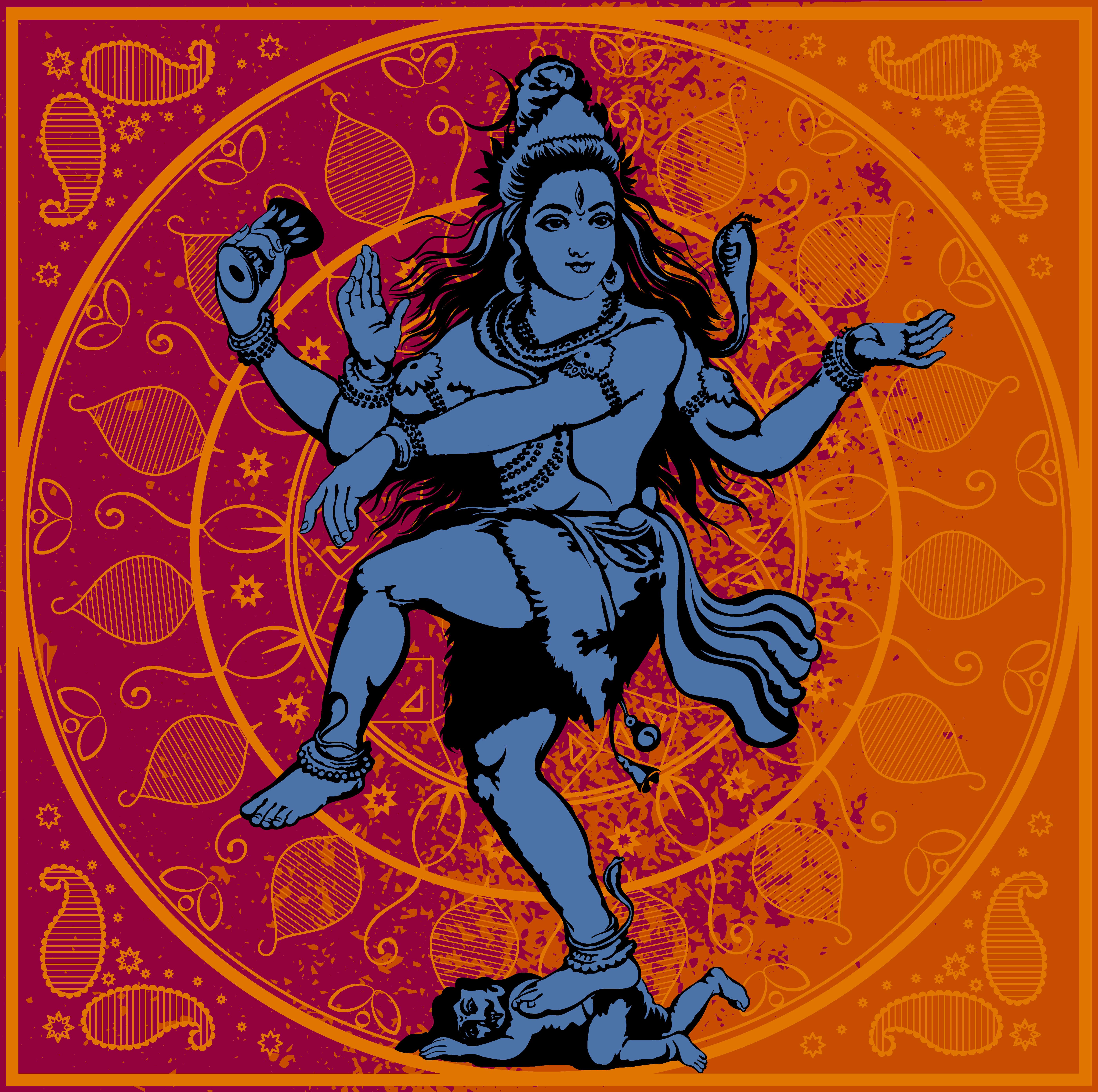 Shiva Tandava Parvati Lasya